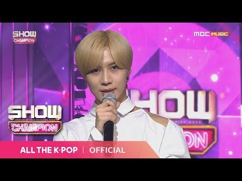 Show Champion EP.304 '역솔남' 태민이 알려주는 WANT 소개 - Thời lượng: 114 giây.