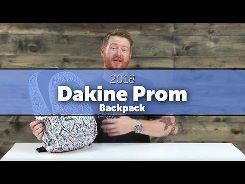 2018 Dakine Prom Backpack