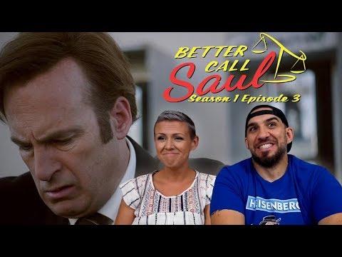 Better Call Saul Season 1 Episode 3 'Nacho' REACTION!!