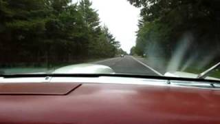 1956 Ford Thunderbird Test Drive, Auto Appraise, Inc, Http://www.autoappraise.com, 810-694-2008