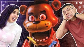 Video Five Nights at Freddy's Steal His Pizza MP3, 3GP, MP4, WEBM, AVI, FLV Desember 2017