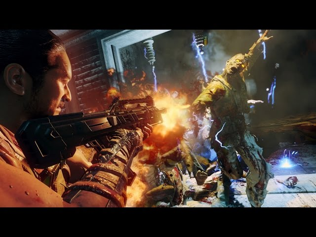"""Official Call of Duty®: Black Ops III - """"The Giant"""" Zombies Bonus Map Gameplay Trailer [UK]"""