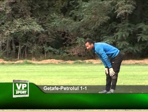 Getafe-Petrolul 1-1