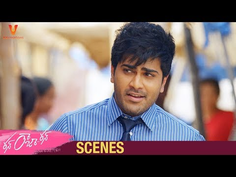 Sharwanand BEST Comedy Scene | Run Raja Run Telugu Movie | Seerat Kapoor | Sujeeth | UV Creations