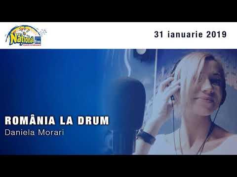 Romania la drum - 31 ianuarie 2019