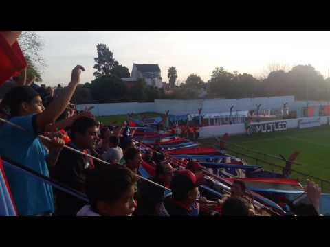 Hinchada de Brown de Adrogue vs Instituto de Cordoba (video 1) año 2017 - Los Pibes del Barrio - Brown de Adrogué