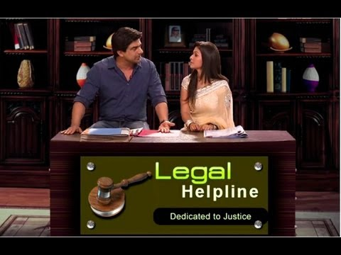 The Late Night Show : Episode 21 - Legal Comedy