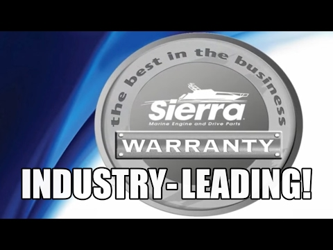 Sierra Marine Customer Service Warranty