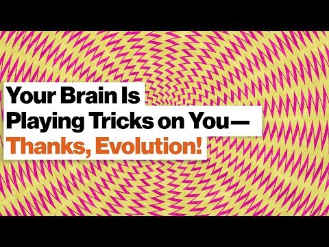 Your Brain Is an Illusion Factory: Time, Color, Causality | Dean Buonomano (видео)
