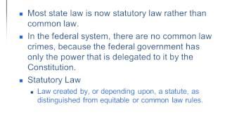 Gary Sokolow AJ4 Criminal Law 01172013