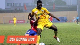 V-League 2015: Thanh Hóa Vs Đồng Nai | Highlight, công phượng, u23 việt nam, vleague