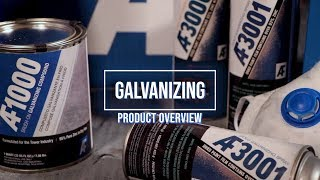 Cold Galvanizing | Product Overview