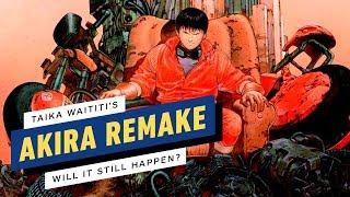 Is Taika Waititi's Akira Remake Still Happening? by IGN