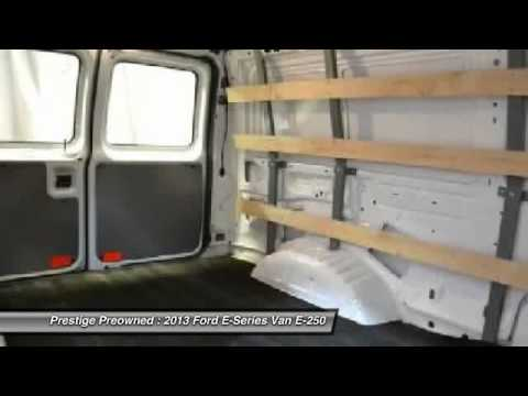 2013 Ford E-Series Van E-250 Mahwah NJ 07430