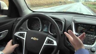 2012 Chevy Equinox Test Drive Brenengen Auto
