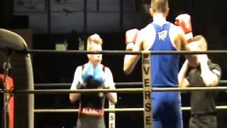 Ostwald France  city pictures gallery : Benjamin Foeller VS Claudio CIRACI combat Boxe Francaise ostwald série 1