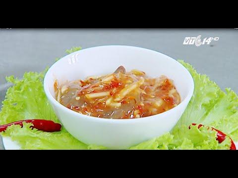 Thưởng thức ẩm thực miền Tây với cách làm mắm tôm chua
