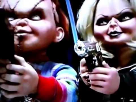 CHAMADA - A Noiva de Chucky 30/06/2013