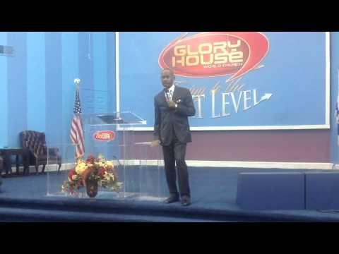 Pastor Chuzzy Udenwa- God is about to do a new thing