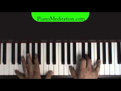 Our God – How to Play on Piano