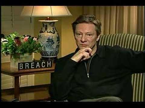 breach Chris Cooper interview