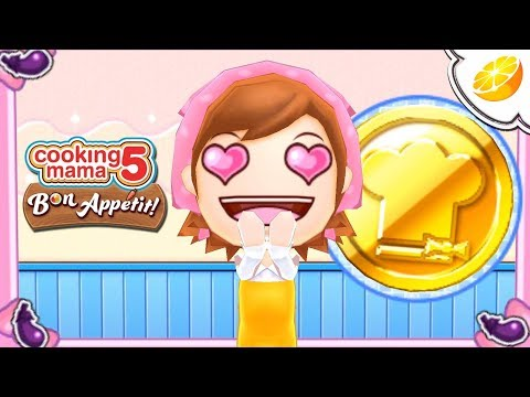 Cooking Mama 5: Bon Appétit! | Citra Emulator Canary 1154 (GPU Shaders, Full Speed!) | Nintendo 3DS