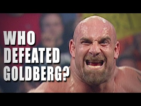 The 5 Superstars who defeated Goldberg – 5 Things:  With an unprecedented winning streak of 173-0 in WCW, Goldberg was one of the toughest Superstar to beat in all of sports-entertainment. In fact, only five men have ever defeated him. Find out who accomplished the impossible in the latest episode of 5 Things. More THRILLING Classic content on WWE NETWORK : http://bit.ly/wwevaultDon't forget to SUBSCRIBE: http://bit.ly/1i64OdT