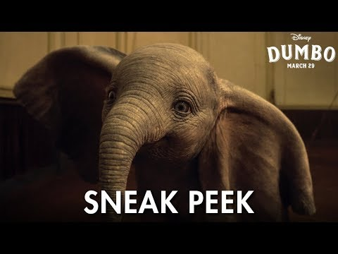 "Dumbo - ""Prepare For Takeoff"" Sneak Peek?>"