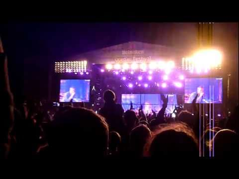 COLDPLAY - Viva La Vida (live) Heineken Open'er 2011 HD
