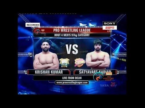 Krishan Kumar Vs Satyavart Kadian