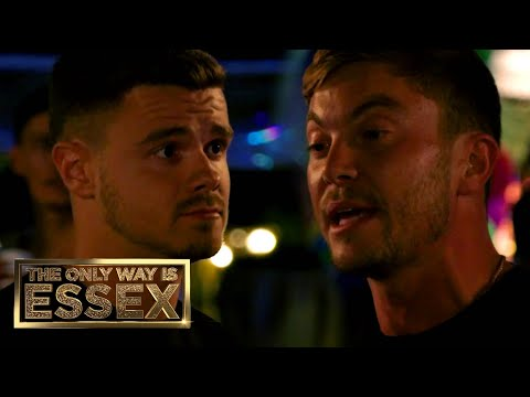 Sam and Tom Come To Blows | Season 25 | The Only Way Is Essex