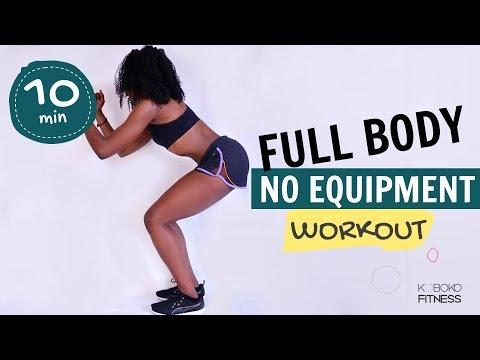 Video - Με αυτό το 10λεπτο πρόγραμμα γυμναστικής θα δεις διαφορά στο σώμα σου