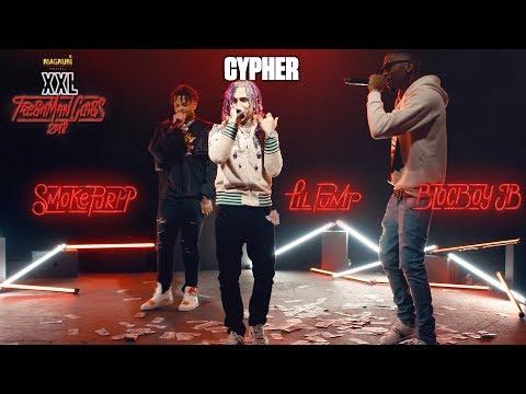 Lil Pump, BlocBoy JB & Smokepurpp – XXL Freshman Cypher