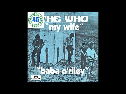 THE WHO - MY WIFE - Who's Next (1971) HiDef :: SOTW #197