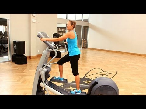 Elliptical Workout Tips & Tricks   Fitness How To