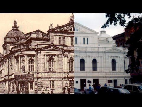 Самые интересные здания Харькова: Театр Шевченко