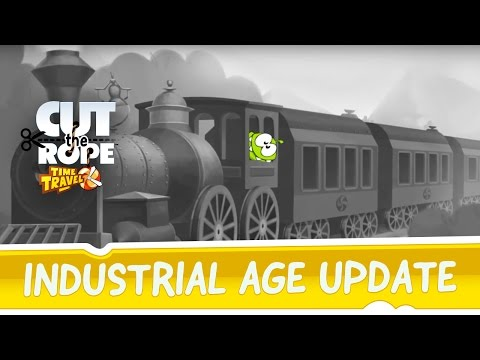 Video of Cut the Rope: Time Travel