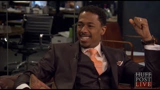 Nick Cannon Interview: White People Party Music