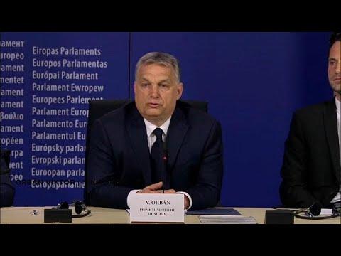 Ungarn: Orban sieht einiges anders - EVP suspendiert F ...