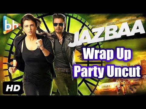 Jazbaa' OFFICIAL Wrap Up Party Uncut | Aishwarya Rai Bachchan | Irrfan Khan