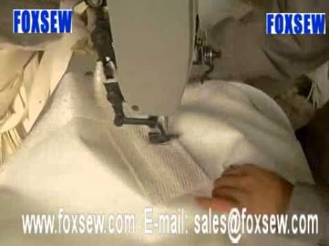 Heavy Duty Walking Foot Sewing Machine for Container Bag