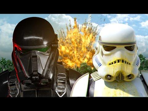Rogue Wha  A Star Wars Parody