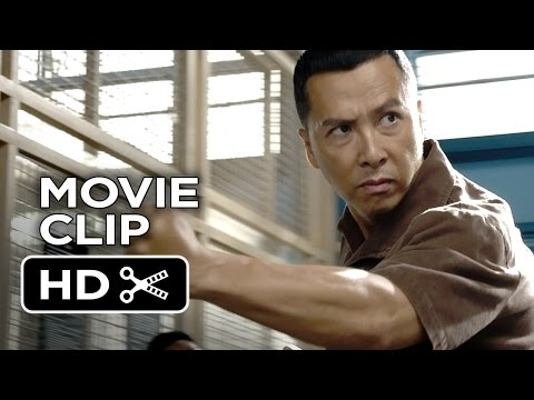 Kung Fu Killer Movie CLIP - The Prison Fight (2015) - Donnie Yen Movie HD