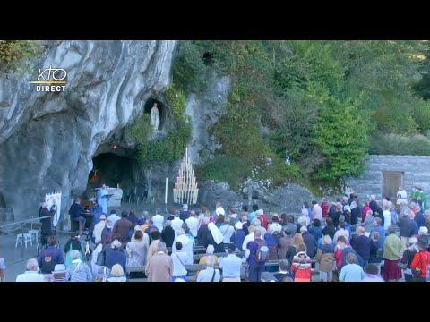 Messe du 20 septembre 2020 à Lourdes