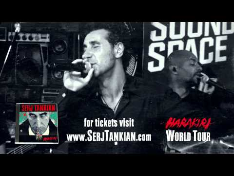 Serj Tankian - Harakiri North American Tour Video