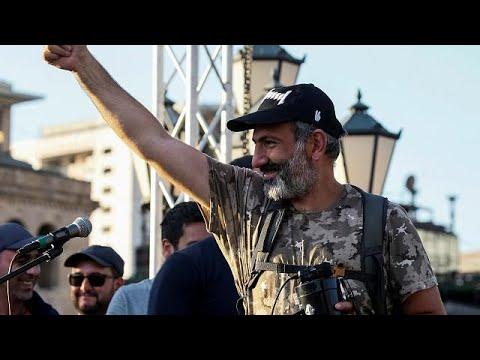 Armenien: Protestführer Nikol Paschinjan ist neuer Mi ...