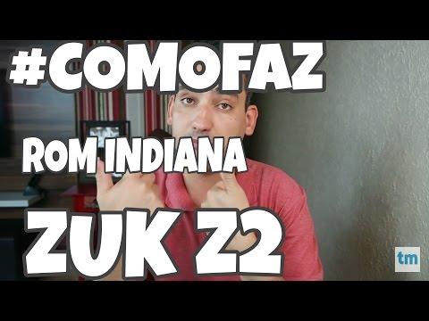 Como instalar a ROM oficial indiana no Lenovo ZUK Z2