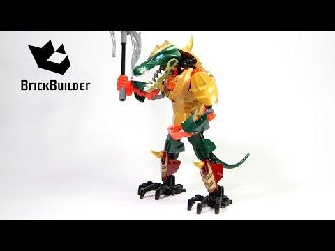 Vidéo LEGO Chima 70207 : CHI Cragger