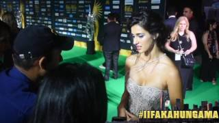 IIFA 2017 Green carpet event was a star studded magnificent affair held at New York. Check out the interviews by Bollywood Hungama Content Head Broadband Faridoon Shahryar of Salman Khan, Alia Bhatt, Shahid - Mira Rajput Kapoor, Kanika Kapoor, Saif Ali Khan, Kailash Kher, Sonaksi Sinha, Bipasha Basu, Shakun Batra and many more in this exclusive uncut footage. Must Watch!Watch more Exclusive Celebrity Interviews right here http://www.bollywoodhungama.com/Like BollywoodHungama on Facebook:https://www.facebook.com/bollywoodhungamacomFollow BollywoodHungama on Twitter:https://twitter.com/BollyhungamaCircle BollywoodHungama on G+:http://bit.ly/1uV6Qba