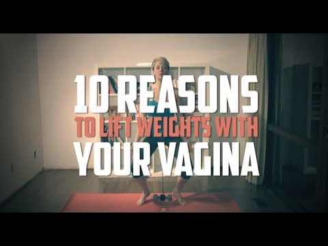 Vagina Weightlifting